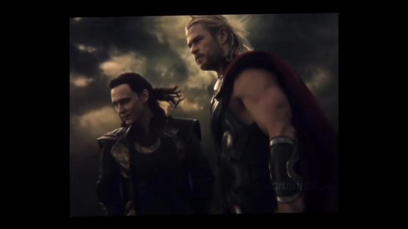 Loki laufeyson x thor odinson vine edit | thorki