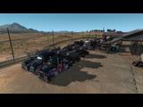 Доставка Цемента в American Truck Simulator с TRADE AUX