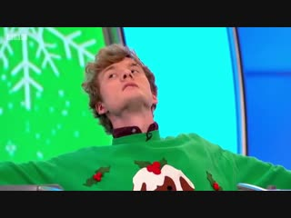 Would i lie to you s12e07 christmas special 2018 (русские субтитры)