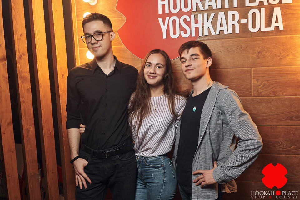 Кальянная «HookahPlace» - Вконтакте