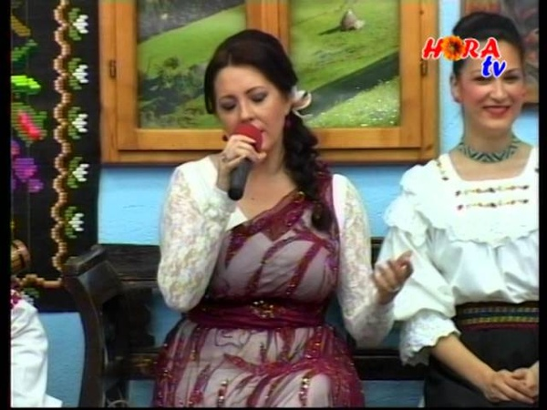 ANGELA RUSU - Nu vreau sa pleci HORA TV