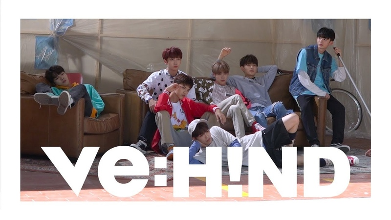 [VEHIND] OST - Super Special MV 2 - NOW VERIVERY OST - Shooting Behind the Scenes