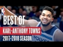 Best of Karl-Anthony Towns 2017-2018 NBA Season