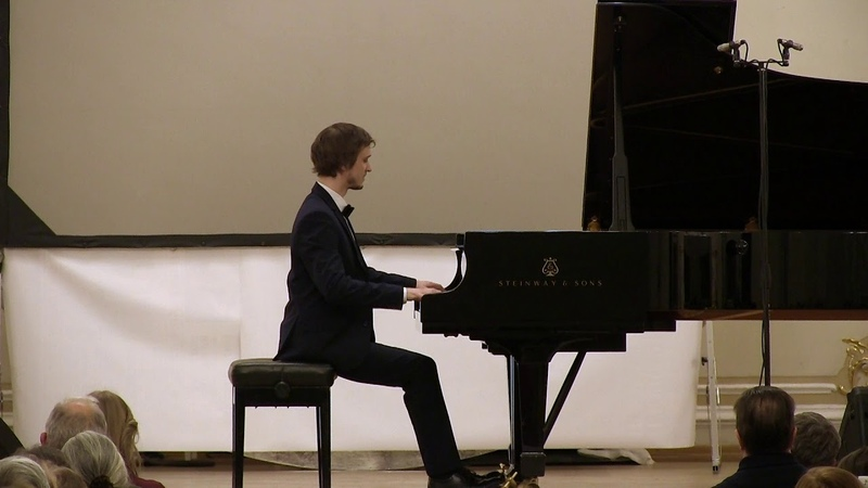 Franz Liszt: Consolation № 3. Alexander Lubyantsev