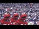 Elmo dancing