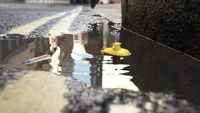Tiny Worlds Submarine