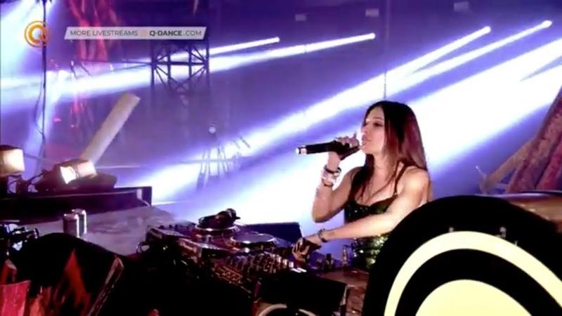 DJ AniMe Live at Defqon.1 2018 | Black Stage