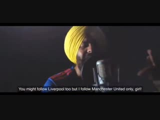 This Sikh brother might have just made the ultimate EPL diss track