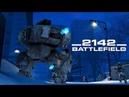 Пытаюсь не умереть в потасовке от InForce BF2142