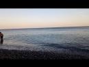 Море! Любимые широкие волны.