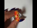 🎀Мастер класс по дизайну ногтей в осенней тематике 🍂🍁