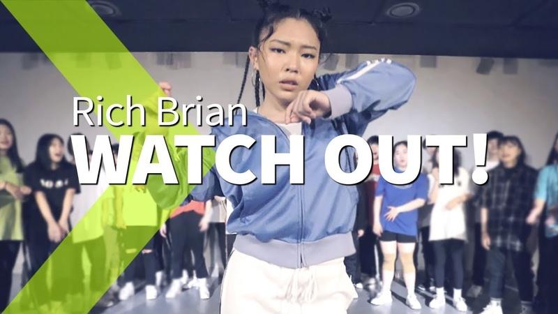 Rich Brian - Watch Out! LIGI Choreography.