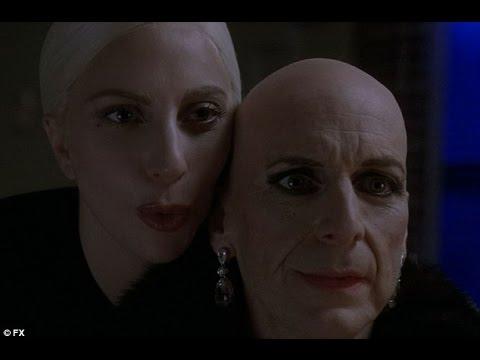 American Horror Story Hotel - La Transformación De Liz Taylor (Pt 1)