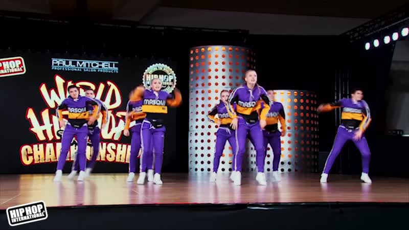 Masque New Zealand Bronze Medalist Varsity Division at HHI World Prelims 2018