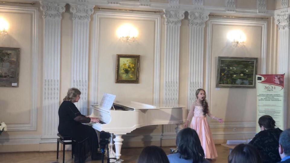 Юные вокалисты достойно представили Коломну на Первом Всероссийском вокально-инструментальном конкурсе на приз Е.Образцовой