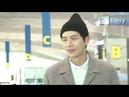 [TD영상] 이민기(Lee Min Ki) '공항을 런웨이로 만든 우월한 기럭지'