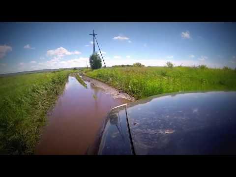 Дорога - грязь Из ЛЕС в ГОВНОМЕС
