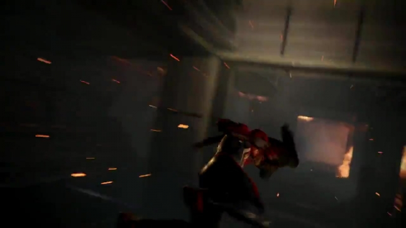 Тизер консоли по игре Человек-Паук PS4