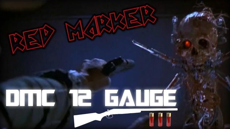Red MarKer - DMC 12 Gauge