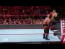 WWE RAW 17 09 18 Дин Эмброуз против Дрю МакИнтайера