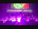 VK181207 MONSTA X fancam - Fallin' @ Pepsi All Access Lounge
