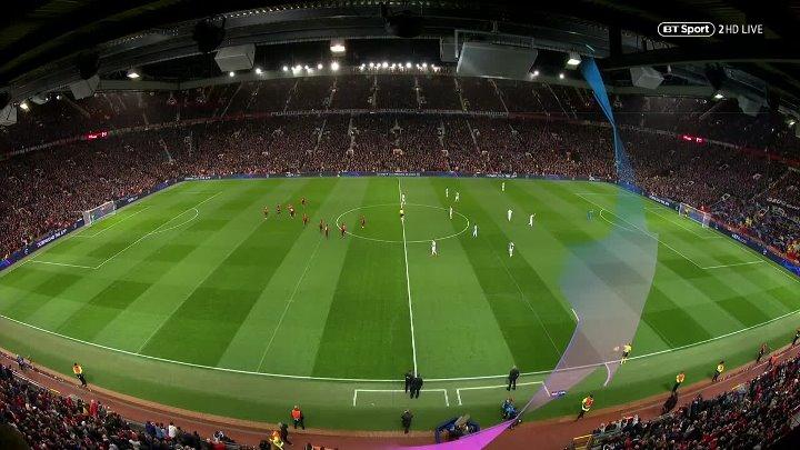 Манчестер Юнайтед Ювентус ЛЧ 3 тур Обзор