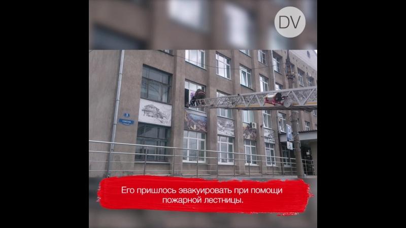 Сотрудника Котласской администрации спустили с лестницы