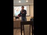 #22 Мое выступление на презентации Empireo в Твери