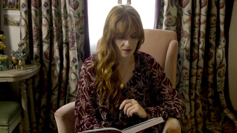 Florence Welch - Songs recital from Useless Magic | Women We Love | The Pool