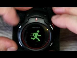 [Каморка Диваны4а] DT.NO.1 F13 Фитнес-часы (распаковка и первый восторженный взгляд)