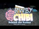 [Rus Sub] RWBY Chibi За сценой - Захват движения