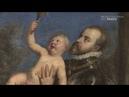 Tiziano Felipe II ofreciendo al cielo al infante don Fernando Obra comentada