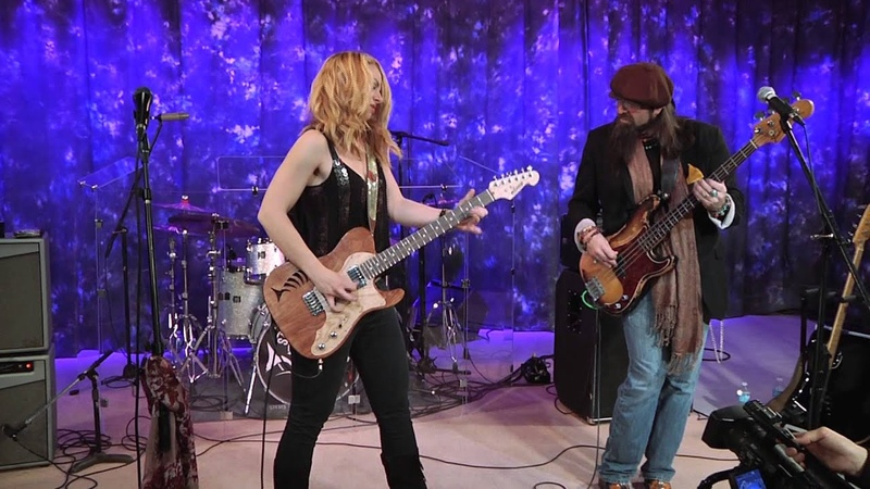Samantha Fish - Black Wind Howlin' - Don Odells Legends