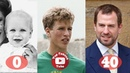 Peter Phillips Princess Anne's Son Transformation From 0 To 40 Years Old