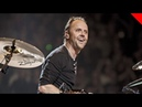 Lars Ulrich Through The Years
