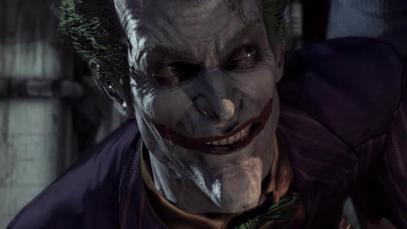 Batman Arkham Asylum v 1 1 тут уже начало первой главы я начал играть проходить эту крутую игру