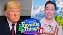 Trump's Favorite Things A Randy Rainbow Song Parody
