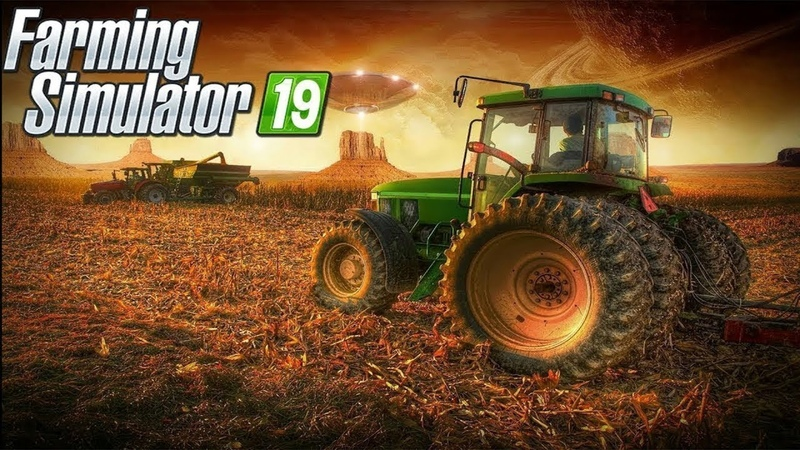 Farming Simulator 19 (Trailer)