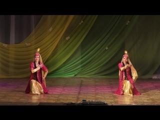 Иранский дворцовый танец. АВТ