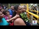 Así tratamos los mexicanos a los migrantes hondureños Noticias con Ciro Gómez Leyva