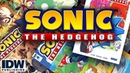 Скоро я починю ВСЁ Sonic The Hedgehog 4 IDW