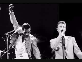 Freddie Mercury & David Bowie - Under Pressure