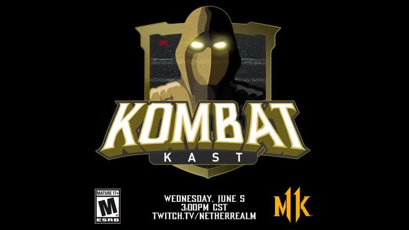 Foul magic is afoot in tomorrow's Kombat Kast MK11