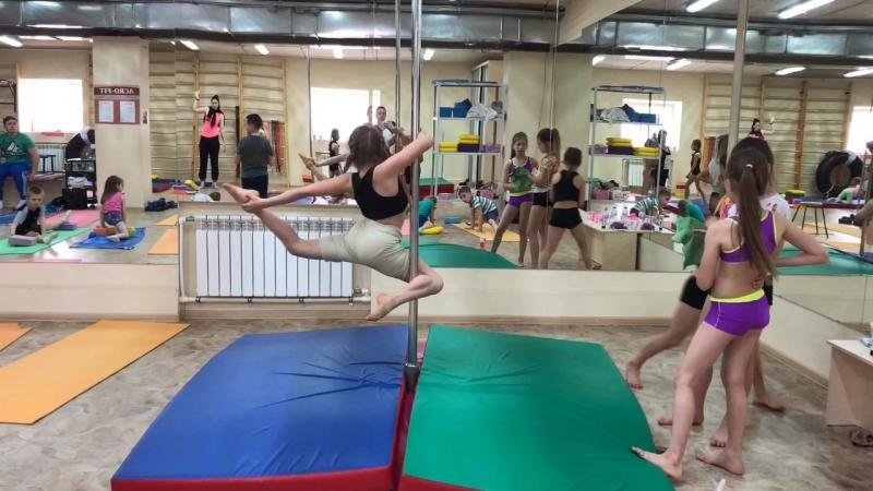 Лагерь acrofit43