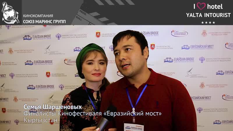 Финалисты кинофестиваля Евразийский мост из Киргизии говорят о территории Green Park