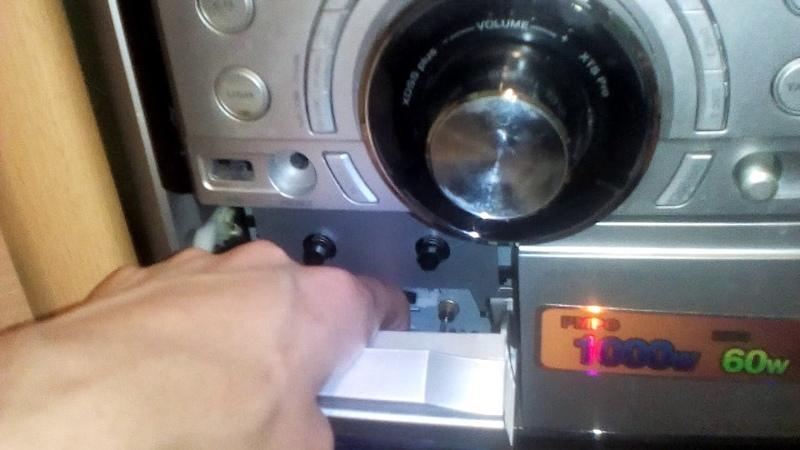 Как сделать музыкальный центр из старой кассетной магнитолы