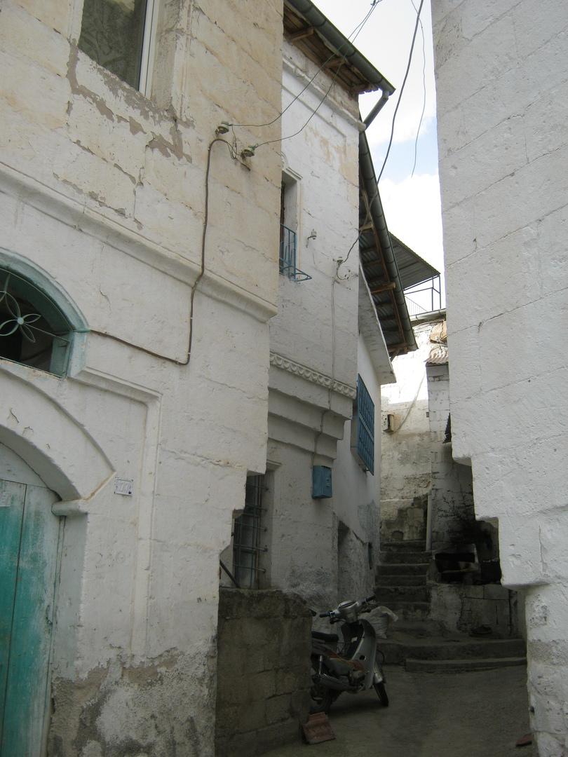 каппадокийская архитектура
