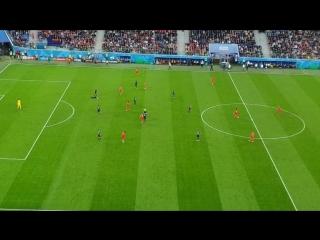 Франция начали сушить игру и тянуть время, что от них и ожидалось
