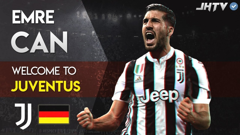 Emre Can - Welcome to Juventus ● Skills Goals |HD|