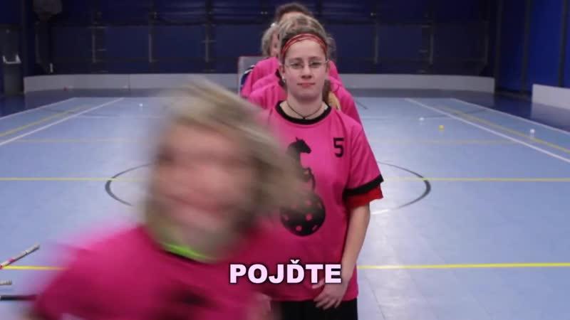 Команда Прага Женщины (Флорбол глухих) Tým Prague Women (Floorball deaf)